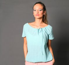 Christmas Sale / Holidays Sale / women classic top by girlishstyle, $45.00