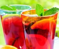 Not food at all! Sangria Punch | Official Thermomix Recipe Community