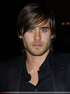 """Jared Leto--great actor and Bossier City, LA man. (Love my talented, pretty Louisiana boys.)  See, """"Requiem for a Dream."""""""
