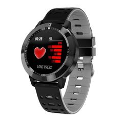 Waterproof Smart Watch Heart Rate Blood Pressure Bracelet Fitness Tracker Z in Cell Phones & Accessories, Smart Watches Tracker Fitness, Waterproof Fitness Tracker, Training Fitness, Cardio Training, Army Watches, Sport Watches, Watches For Men, Gps Watches, Stylish Watches