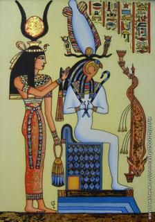 LAMINAS DEL ANTIGUO EGIPTO