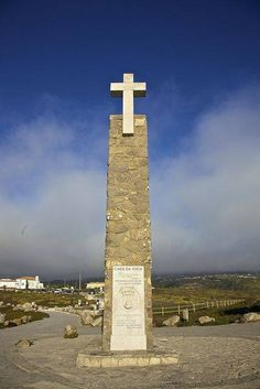 CABO DA ROCA :PORTUGAL. Sea Activities, Parque Natural, Italy Spain, Western World, Sunny Beach, The Beautiful Country, Spain And Portugal, Atlantic Ocean, Homeland
