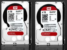 Western Digital Updates Red NAS Drive Lineup with 6 TB and Pro Versions.