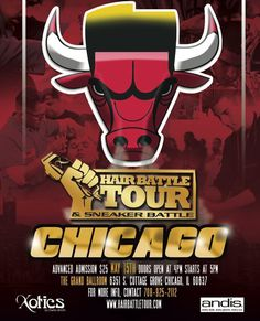 CHICAGO MAY15th WE'RE COMING TO YOU LIVE!! XOTICS HAIR BATTLE TOUR & SNEAKER BATTLE WILL BE IN FULL EFFECT! ONLY A FEW MORE WEEKS LEFT! DONT MISS THIS!  #Xotics #HairBattleTour #SneakerBattle #Haircut #Fades #Design #Hairdresser #Stylist #Barbers #Barbershop #salon #dapper #jordans #battle #competition #chicago #chitown #connected #worldwide #BOOM by adrianl92