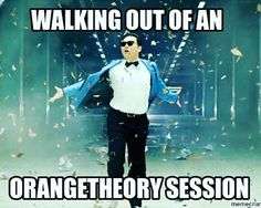Image result for orange theory memes