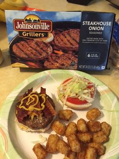 Johnsonville Grillers - It's what's for dinner.