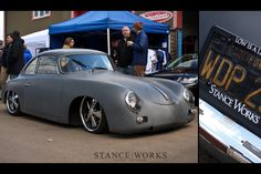 Porsche 356.... one of my all time favorite cars. (you can also buy as a kit through Chesil Sportscars)