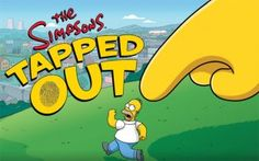 Prepare yourselves, Simpsons fans: Electronic Arts is giving the social games treatment to America's favorite cartoon family.     The Simpsons: Tapped Out [iTunes link] combines Simpsonian humor with elements of casual games such as FarmVille and Smurfs Village.     In the game, users create thei...