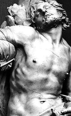 ♥ Jesus - Bernini (1598-1680)