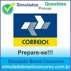 Boa noite Concurseiros, comece a se preparar para o Concurso dos Correios.   http://simuladobrasilconcurso.com.br/simulados/concursos/?filtro_concurso=5  Descubra!!! Compartilhe!!! Curta!!!  Muito Obrigada e Bons Estudos, Simulado Brasil Concurso  #SimuladoBrasilConcurso, #SimuladoCORREIOS