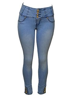 Visit the post for more. Bleached Denim, High Waist, Skinny Jeans, Pants, Style, Fashion, Trouser Pants, Swag, Moda