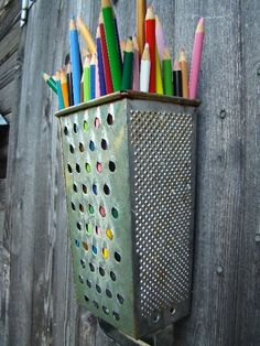 Outdoor art space inspiration- love the idea of an outside creation station