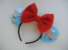 Dumbo Minnie Mouse Ears Disney Ears