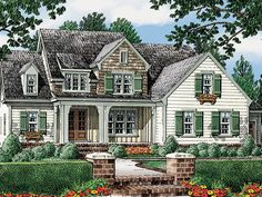 575 best Southern Living House Plans images on Pinterest in 2018     Southern Living House Plan 1929