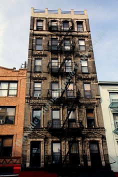 Mulberry Street New York City Apartment Fine Art Photograph