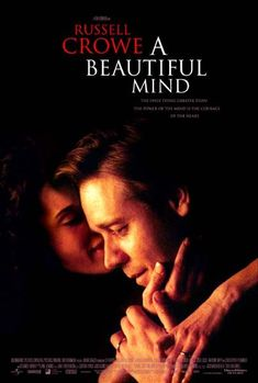 """A Beautiful Mind... """"-How big is the universe? -Infinite! -How do you know for sure? -I don't, I just believe it! -Is the same as love I guess"""""""