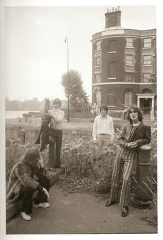 Beatles, Wapping Pier Head, 28/07/1968