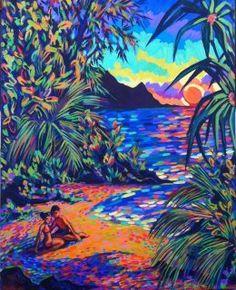 Kauai Hideaway     by Camile Fontaine