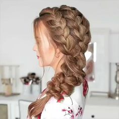 Make beautiful hairstyles in less then 5 mins
