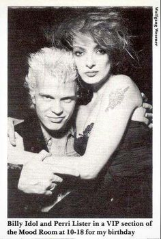 Billy and perri