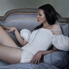 MARY JANE ANSELL: EXQUISITE OIL PAINTINGS