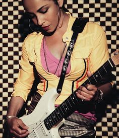 Sade is a sultry, talented soul gem! And I believe she, Prince and Lenny Kravitz have located the fountain of youth!