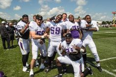 View more 'Best Of Training Camp' photos at vikings.com