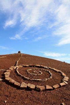 the Path #land art