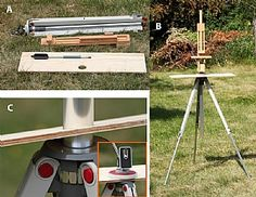 Functional DIY Plein Air Equipment
