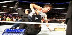 #DeanAmbrose brings the chaos when he interrupts #SethRollins: #SmackDown, #July 4, 2014  http://videos.chdcaprofessionals.com/2014/07/dean-ambrose-brings-chaos-when-he.html