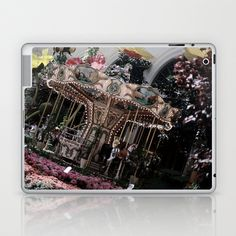 Childhood Laptop & iPad Skin by Sarah Zanon - $25.00