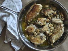 40 Cloves and a Chicken — The Weekender