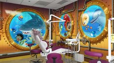 Treatment Room by Imagination Dental Solutions