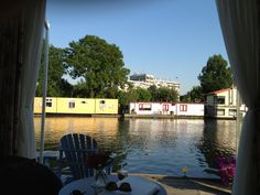 B&B Dromen op het water  Amsterdam Noord