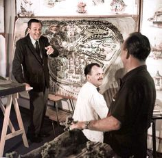 Walt and his dream
