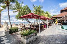 Griya Santrian (Bali/Sanur) - Wantilan Restaurant (breakfast served here)