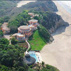 Cuixmala Resort in Mexico -- www.cuixmala.com