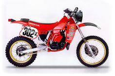HONDA RC 500 BAJA PROTO 1984