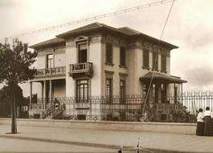 Avenida Paulista: Residência de Maria Augusta Borges Figueiredo – 1915, Escritório Técnico Ramos de Azevedo