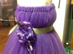 Flower girl tutu Fun and Fancy Tutu Skirts Becki Scheeter: Facebook