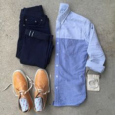 Mash-up on outfitgrid today