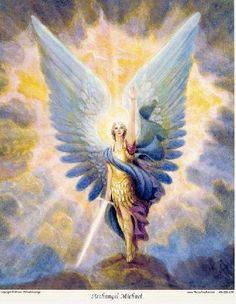How to Work with your Guardian Angel Angel Fantasy Myth Mythical Legend Wings Warrior Valkyrie Anjos Goth Gothic Angels Among Us, Angels And Demons, Your Guardian Angel, I Believe In Angels, Ange Demon, Angel Pictures, Angels In Heaven, St Michael, Michael Angel