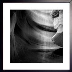 Matteo Cirenei Greyscale_1 Antelope Canyon_Page 80x80