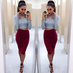 ImageFind images and videos about fashion, style and outfit on We Heart It - the app to get lost in what you love. Classy Outfits, Fall Outfits, Casual Outfits, Cute Outfits, Fashion Outfits, Summer Outfits, Passion For Fashion, Love Fashion, Fashion Beauty