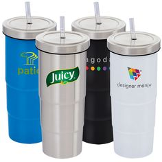ce4ba9d14b4 SL241SL Urban Peak® 25 oz Marina Vacuum Tumbler and Straw • Made with FDA  compliant