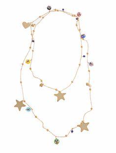 MERCEDES SALAZAR  Charm Necklace