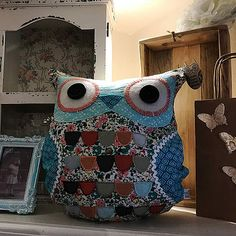 If you're an Owl lover or Owl cushion lover.... these are for you... all made by 'Sass & Belle' perfect for any comfy home