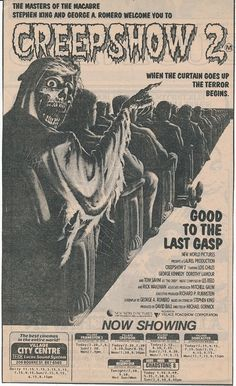 Some of these may have been posted already and not all are horror. Horror Movie Posters, Horror Films, Horror Icons, Scary Movies, Great Movies, Vintage Advertisements, Vintage Ads, George Kennedy, Movie Showtimes