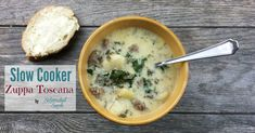 What is Zuppa Toscana Soup? - an Olive Garden Copycat Recipe | Sidetracked Sarah