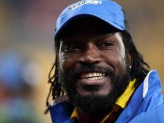 Chris Gayle shows first glimpse of daughter Blush - The Express Tribune